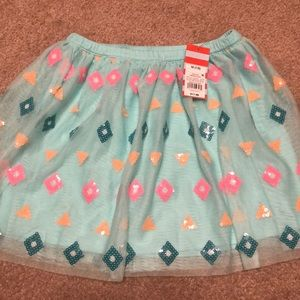 Other - Cat and Jack little girls skirt